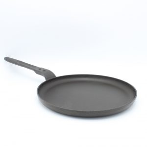 vintage Cousances gietijzeren koekenpan crepespan cast iron pancake skillet